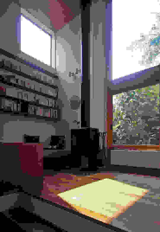 市川の家 北欧デザインの リビング の 長浜信幸建築設計事務所 北欧