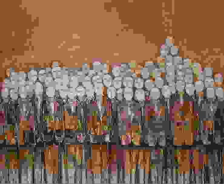 A Chacun Son Masque : modern  by Mille Arts, Modern