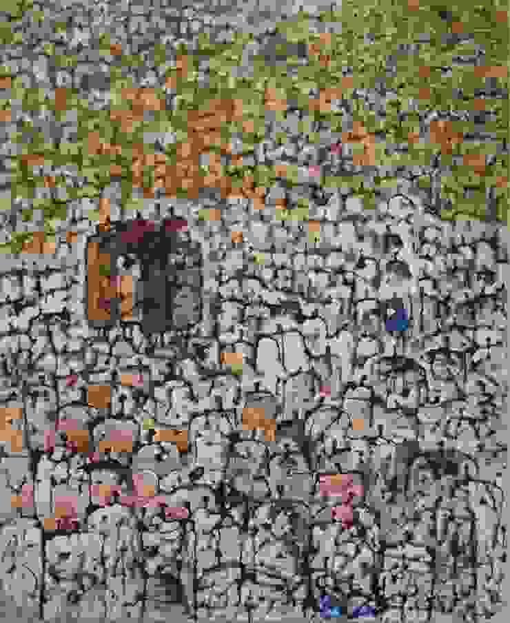 Les Grands Ensembles 03: modern  by Mille Arts, Modern