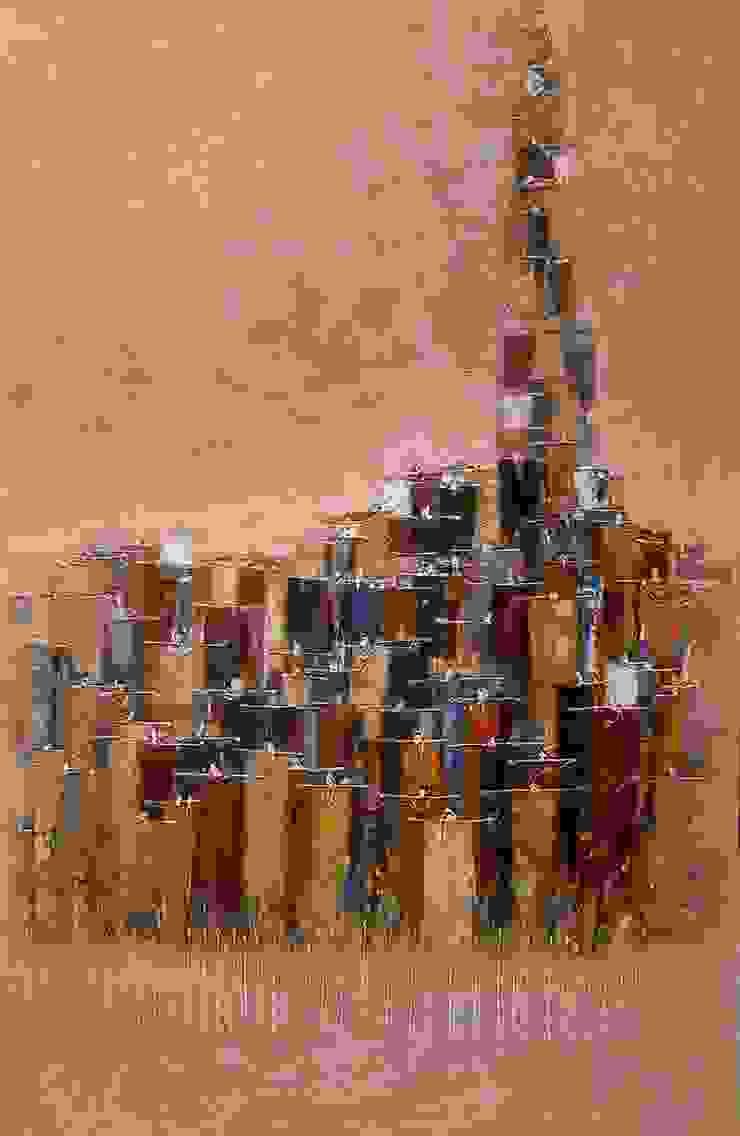 Tour Du Brassage Culturel Universel: modern  by Mille Arts, Modern