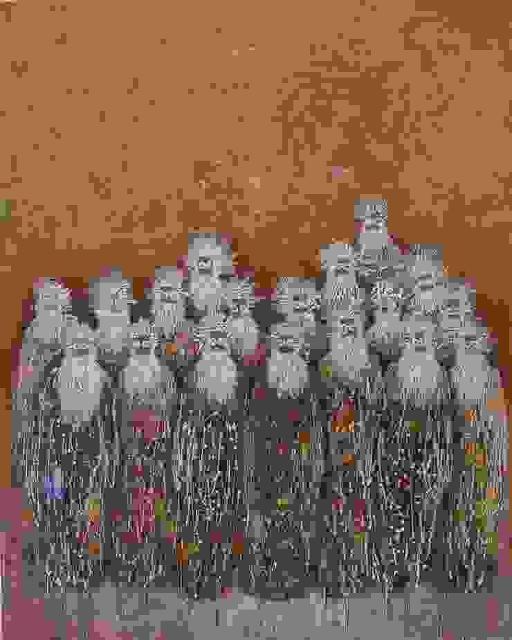 Conseil Des Sages : modern  by Mille Arts, Modern