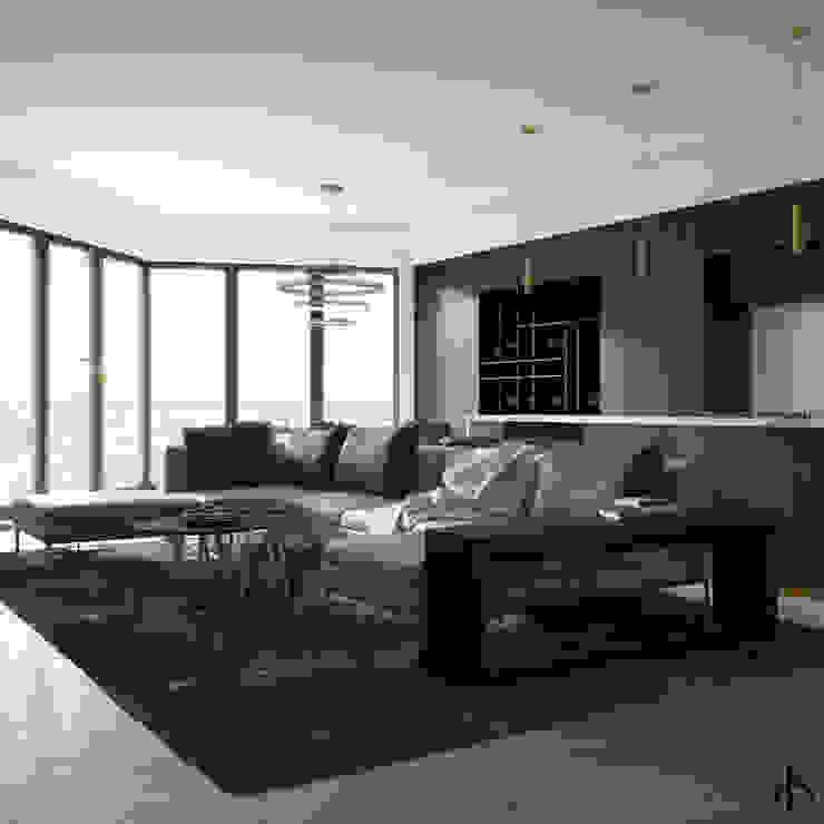 Kamińska Stańczak Living room