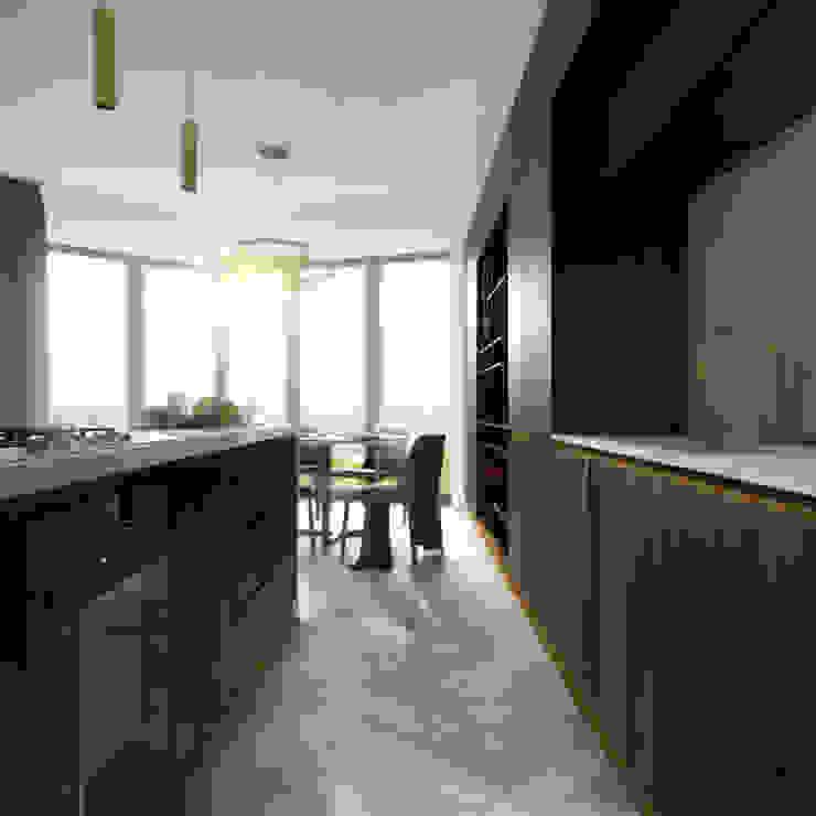 Kamińska Stańczak Dapur Modern