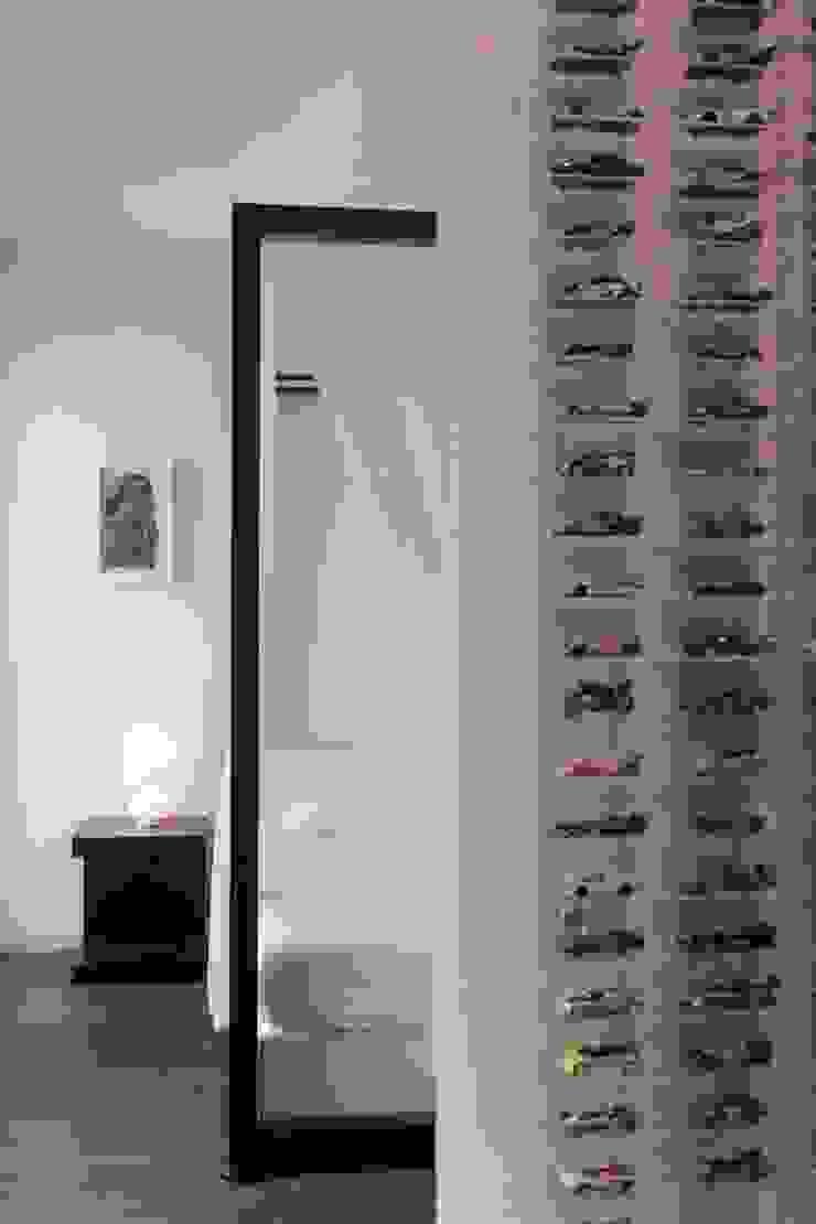 Francesca Bonorandi Phòng ngủ phong cách tối giản