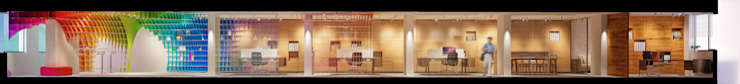Halimoğlu Fasarit Merkez Ofis Yegena Mimari Tasarım ve Danışmanlık Modern