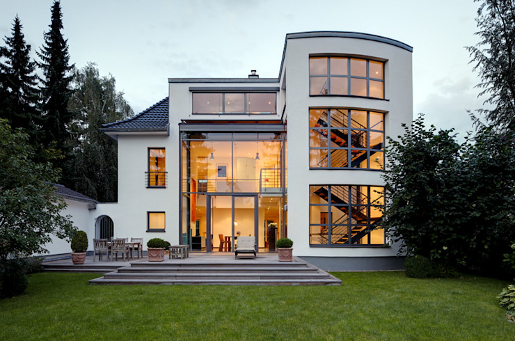 Modern home by Architekturbüro Lehnen Modern