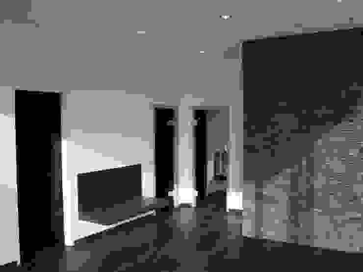 Villa AG11 Skandinavischer Spa von Firmhofer + Günther Architekten Skandinavisch