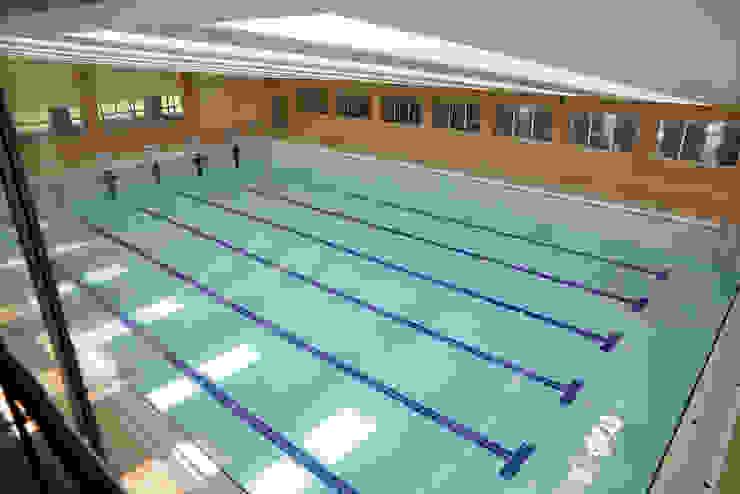 Su Sporları Merkezi Modern Havuz Eskişehir Tepebaşı Belediyesi Modern
