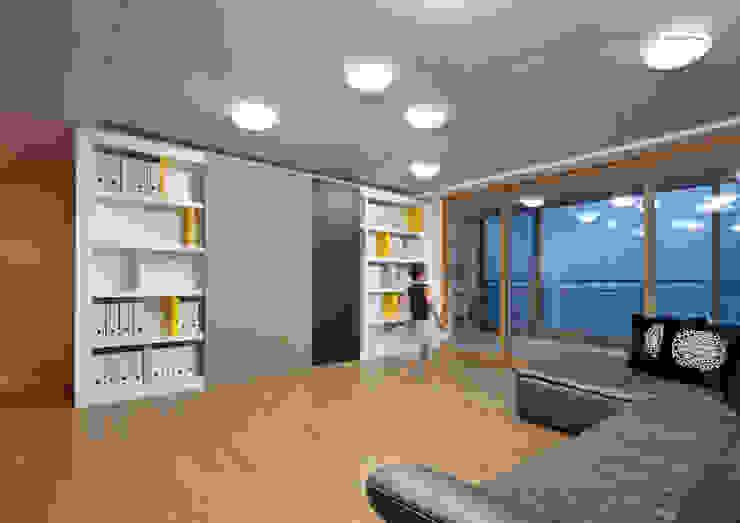 PICNIC HOUSE: designvom의  거실,모던