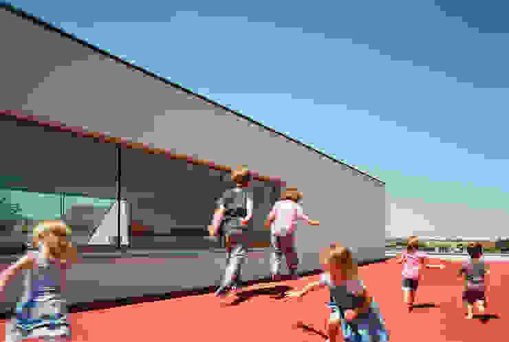 Modern schools by Abendroth Architekten Modern