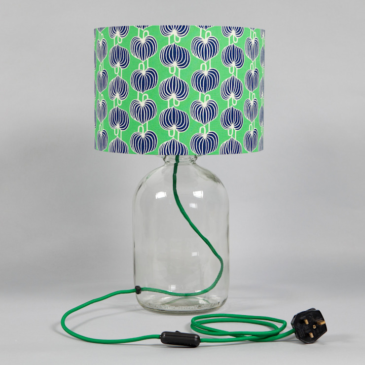 Demijohn Lamps: modern  by Humblesticks, Modern