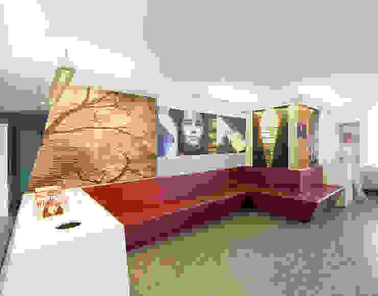 Warteraum Moderne Praxen von Abendroth Architekten Modern