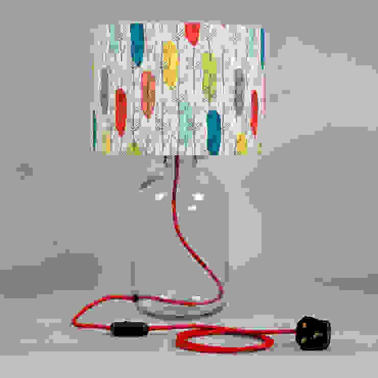 Demijohn Lamps by Humblesticks