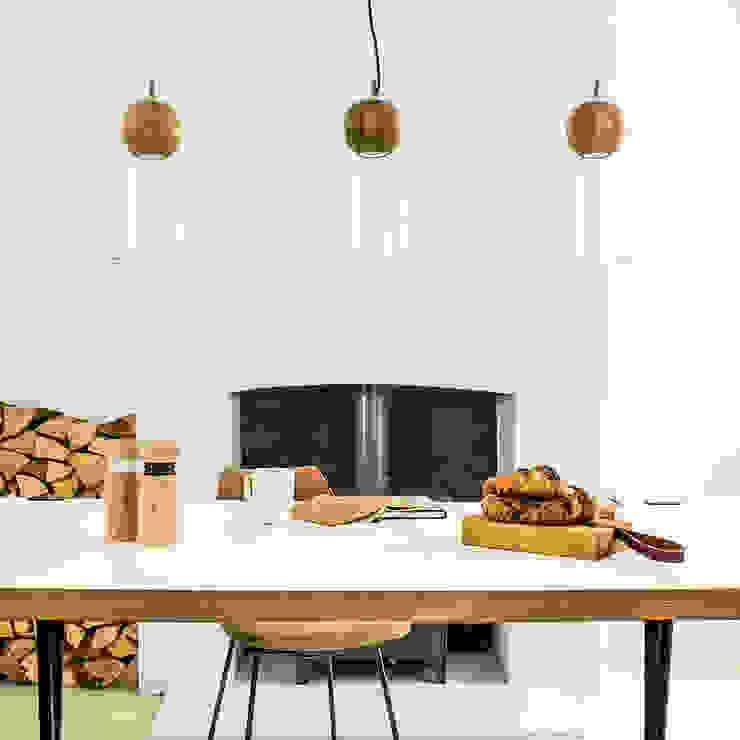 Vitamin Cloak Lamp: minimalist  by Vitamin, Minimalist