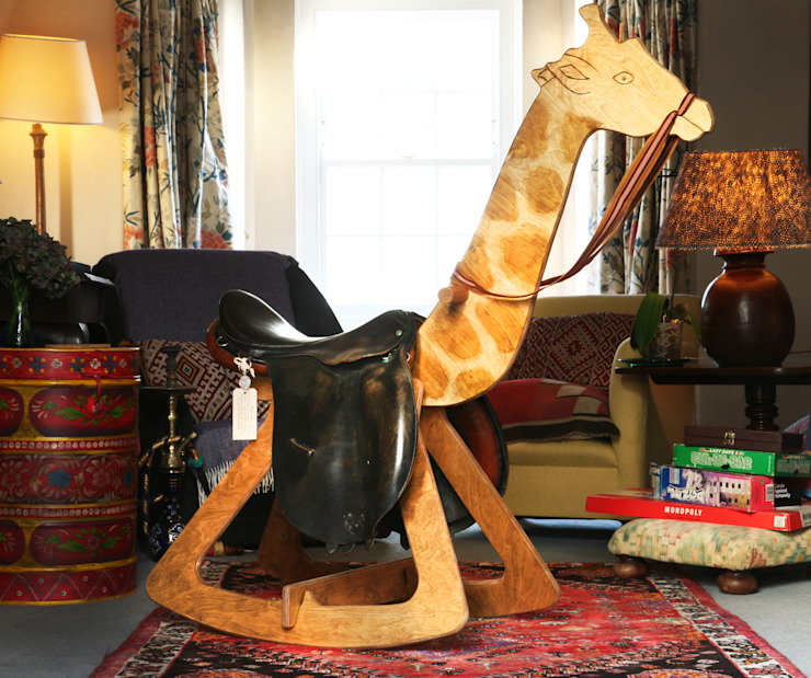 Ezmarelda the Rocking Giraffe: eclectic  by belz2000, Eclectic