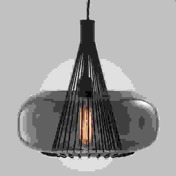 Vitamin Hooked Lamp: modern  by Vitamin, Modern