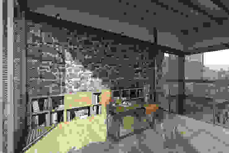 Modern study/office by NATURAL LIGHT DESIGN STUDIO Modern