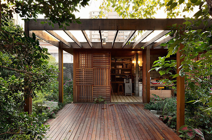 Casas modernas: Ideas, diseños y decoración de ODVO Arquitetura e Urbanismo Moderno