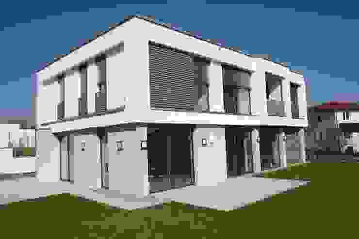 exklusives EFH im Raum Ingolstadt Moderne Häuser von Bachschuster Architektur GmbH Modern