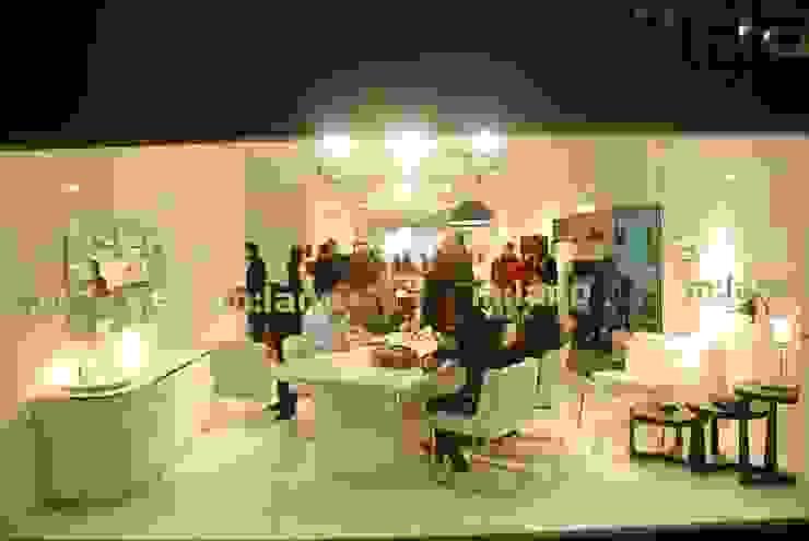 Gulsah Soyluer Designer/Sculptor – Suada for Milano Furniture & Interior Design Company: modern tarz , Modern