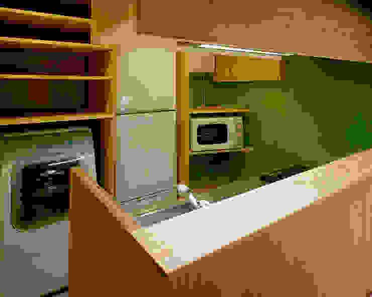 OASIS-Studio オリジナルデザインの キッチン の AIDAHO Inc. オリジナル