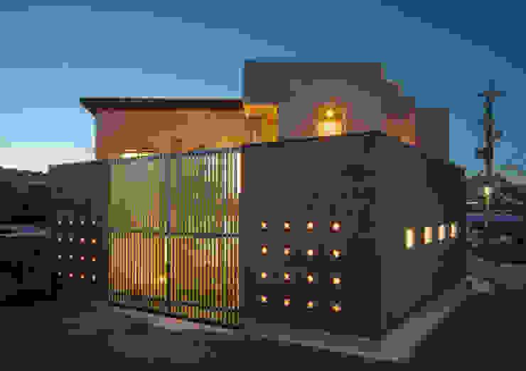 ヒロノアソシエイツ一級建築士事務所 Moderne Häuser
