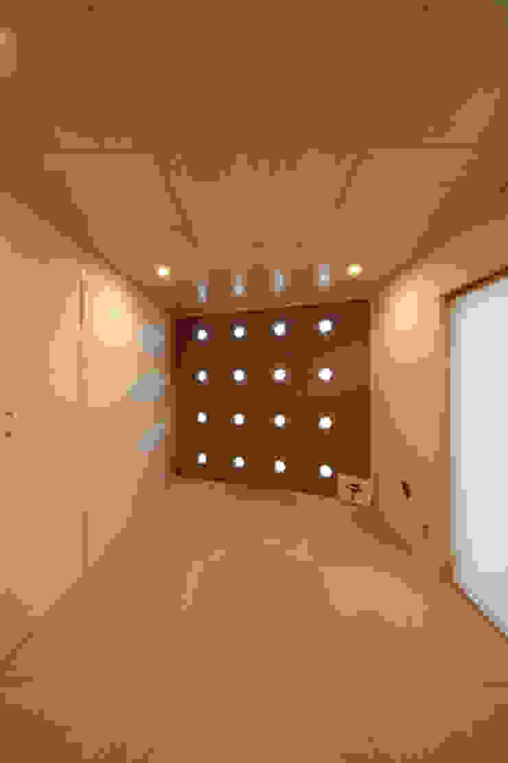 ヒロノアソシエイツ一級建築士事務所 Moderner Multimedia-Raum