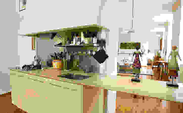 ห้องครัว โดย Giandomenico Florio Architetto, โมเดิร์น