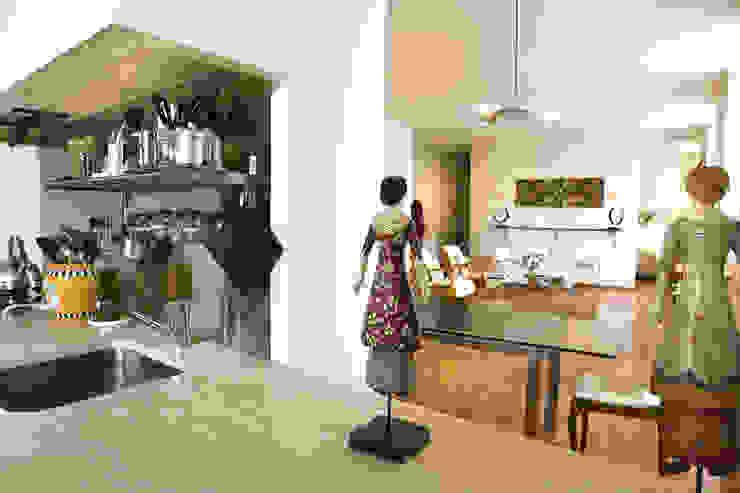 Modern kitchen by Giandomenico Florio Architetto Modern