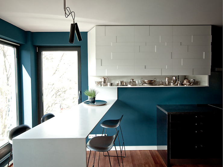 Modern kitchen by snoeck & co Modern