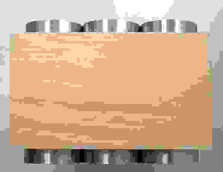 Wine & magazin rack od NaNowo Industrial Design Minimalistyczny
