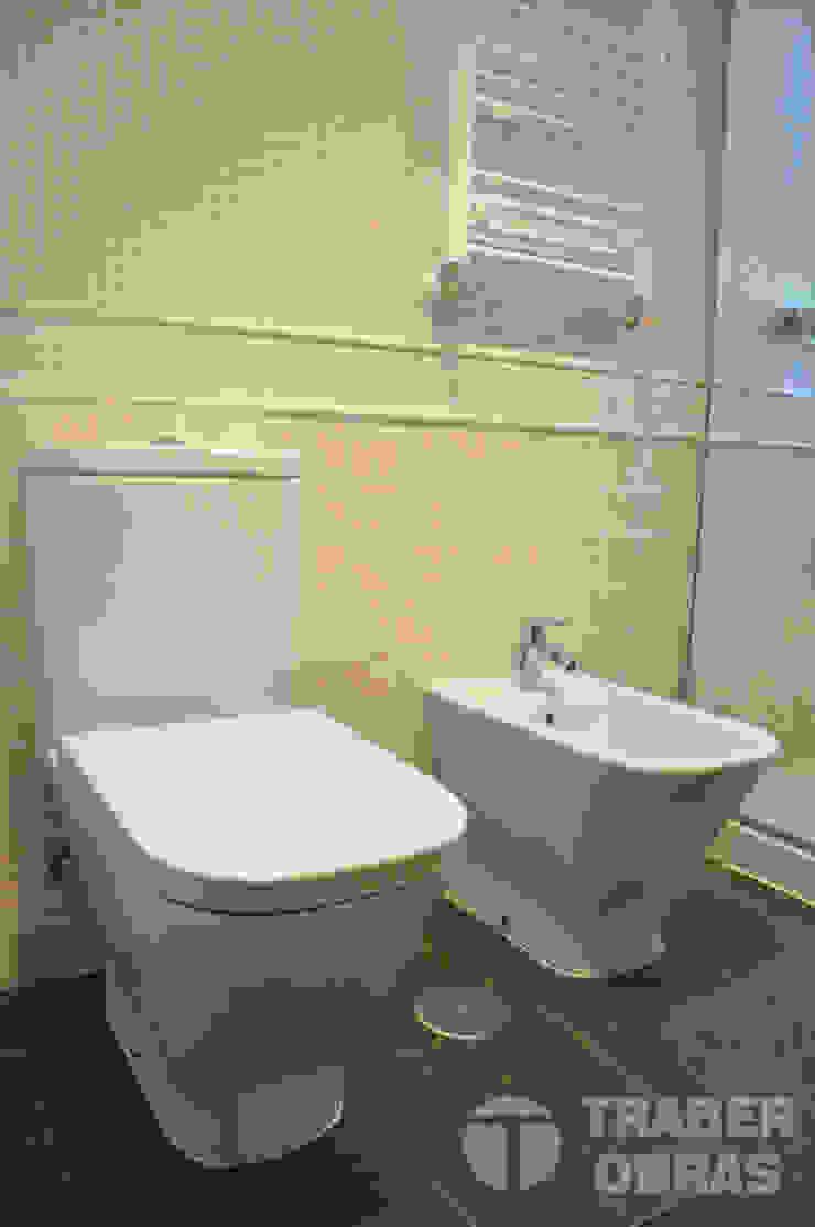 Traber Obras 現代浴室設計點子、靈感&圖片