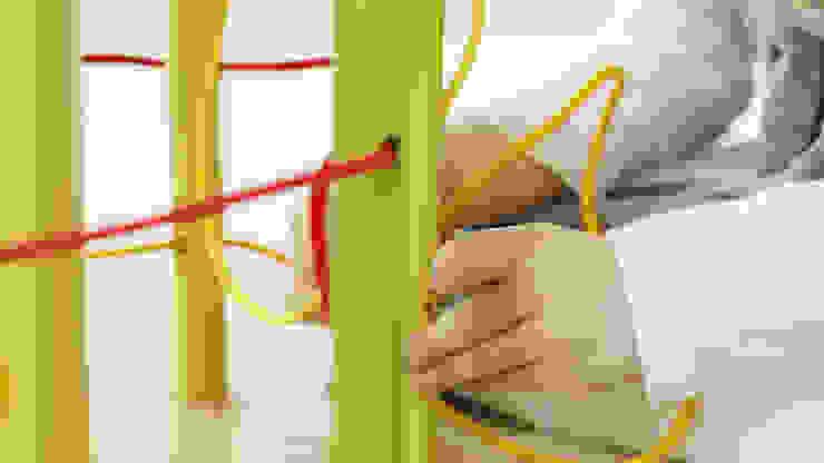 Pufa interaktywna od NaNowo Industrial Design Minimalistyczny