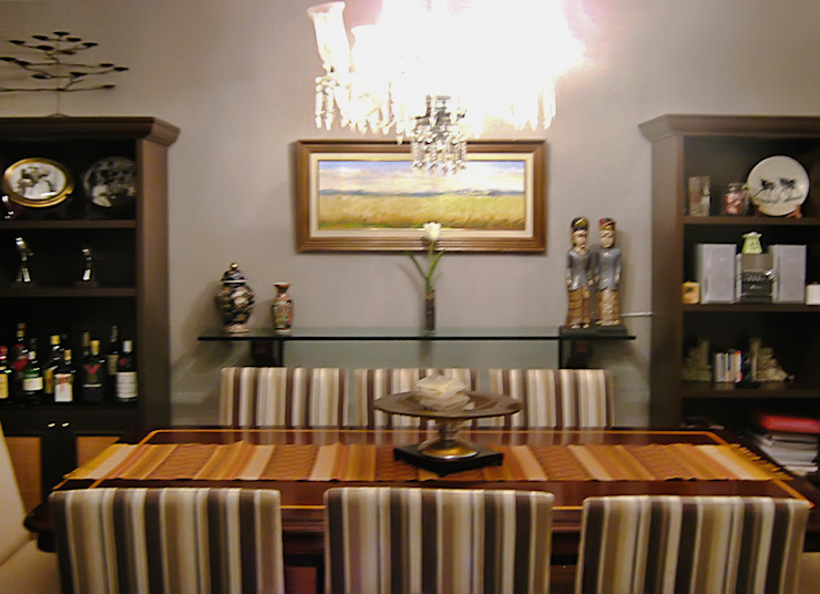 Interiors & Furniture design Classic style dining room by Carol Weston Architecture & Interiors Classic