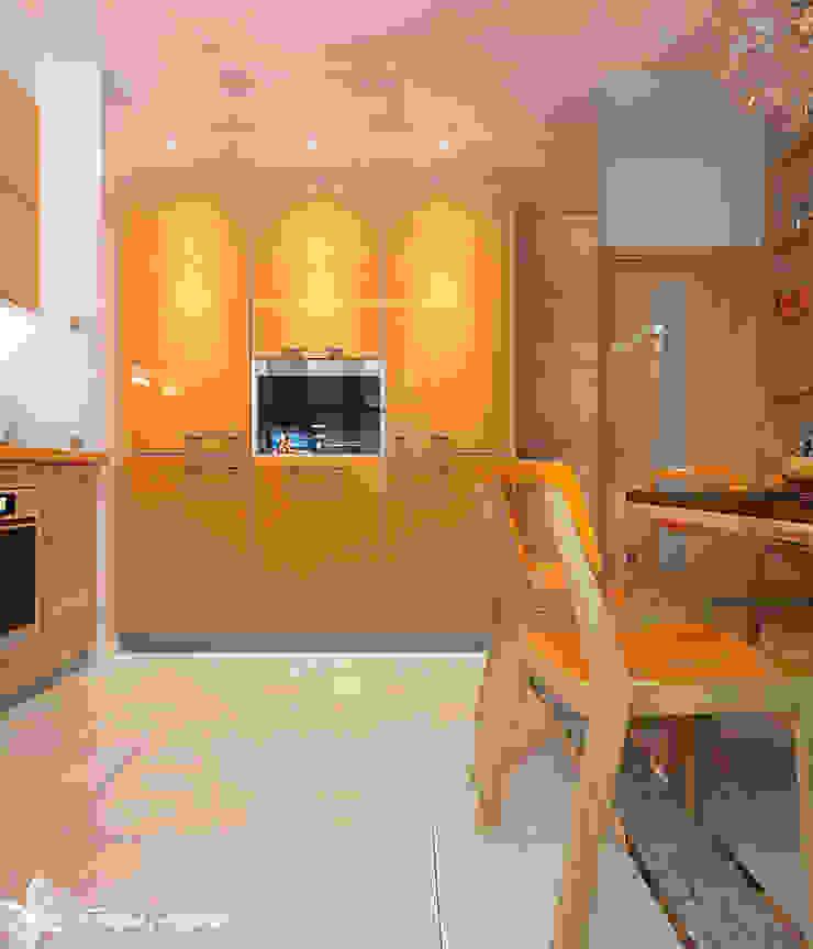 kitchen Кухня в стиле минимализм от Your royal design Минимализм