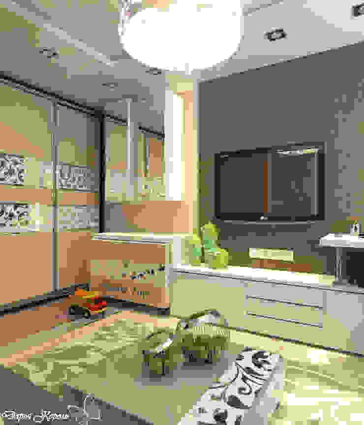 living room Гостиные в эклектичном стиле от Your royal design Эклектичный