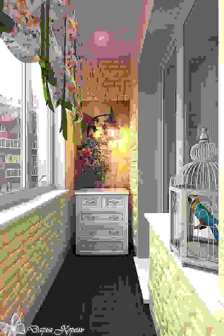 children's room for girls Веранда и терраса в стиле кантри от Your royal design Кантри