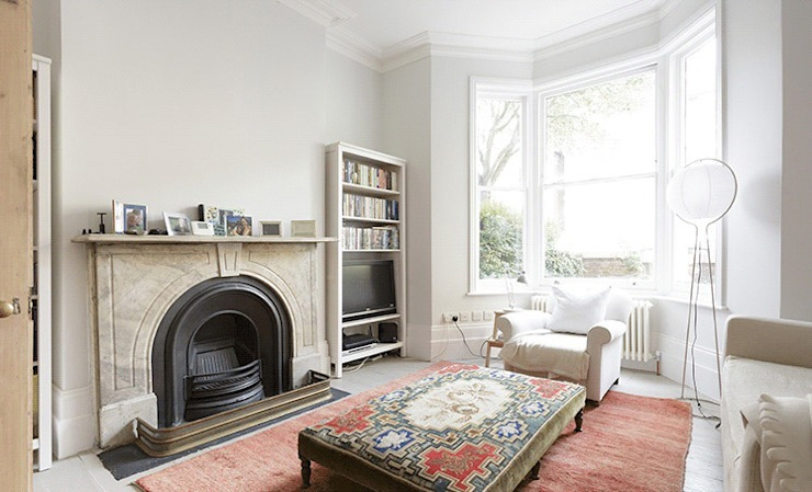 Huddleston Road Classic style living room by Stagg Architects Classic