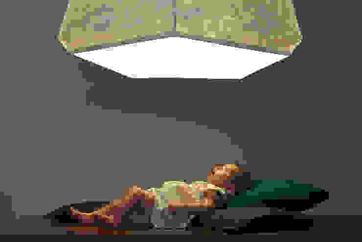 lampa Big Mama ICEBERG od Natural Born Design Minimalistyczny
