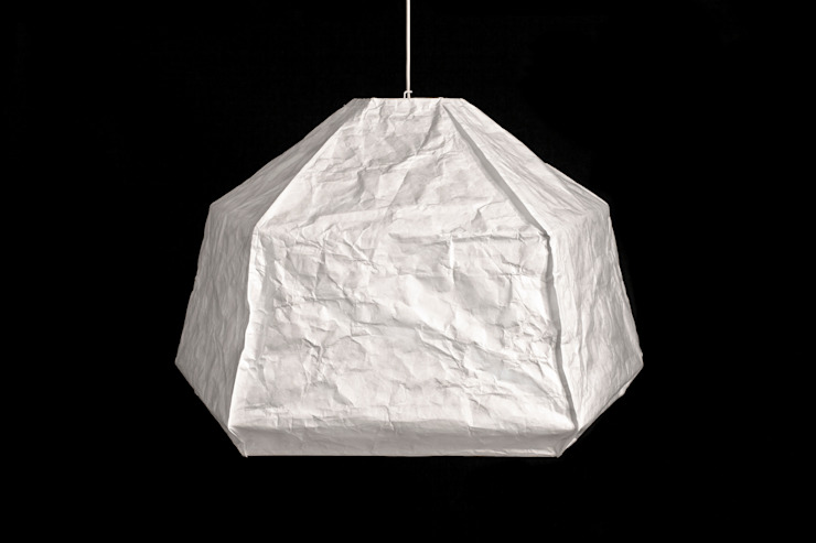 lampa Big Mama ICEBERG od Natural Born Design Skandynawski