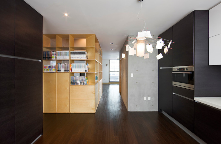 Modern kitchen by CHORA Modern