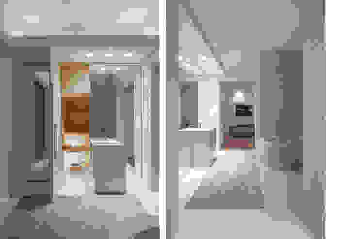 Modern Bathroom by destilat Design Studio GmbH Modern