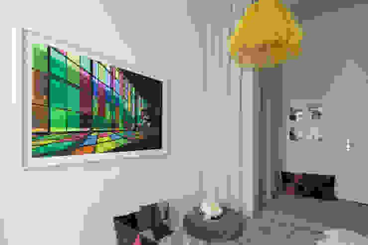 Appartment H&M Moderne Kinderzimmer von destilat Design Studio GmbH Modern
