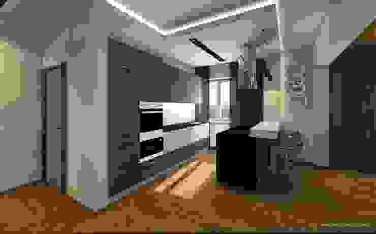 Sweet home Кухня в стиле минимализм от VIO design Минимализм