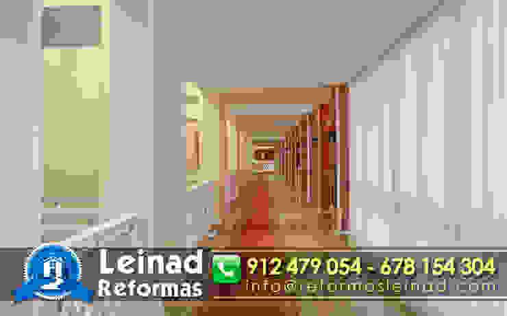 Reformas Leinad - Empresa de reformas en Madrid Hoteles de estilo moderno de Reformas Leinad Moderno
