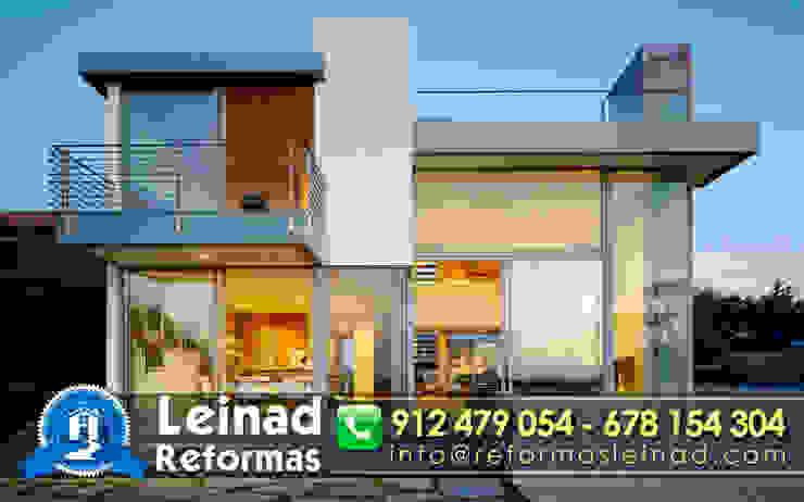 Reformas Leinad - Empresa de reformas en Madrid Casas de estilo moderno de Reformas Leinad Moderno