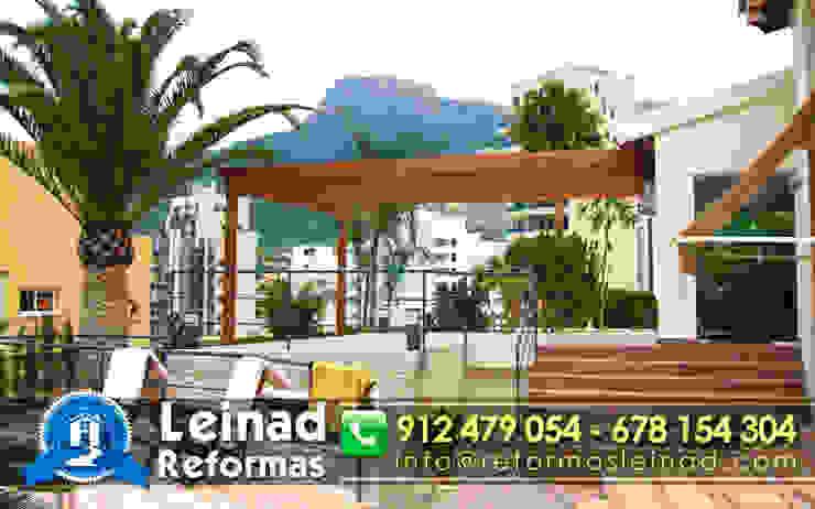 Reformas Leinad - Empresa de reformas en Madrid de Reformas Leinad Rústico