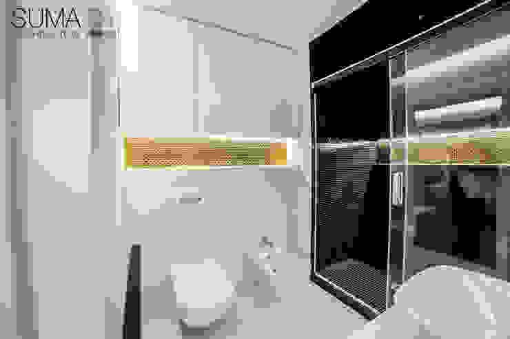 CLASSIC ONE Klasyczna łazienka od SUMA Architektów Klasyczny