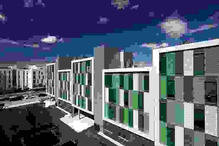 Modern Houses by BAT - Bilbao Architecture Team Modern