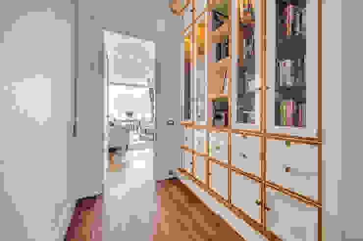 Квартира в жилом комплексе <q>Парадный квартал</q> Рабочий кабинет в классическом стиле от Be In Art Классический